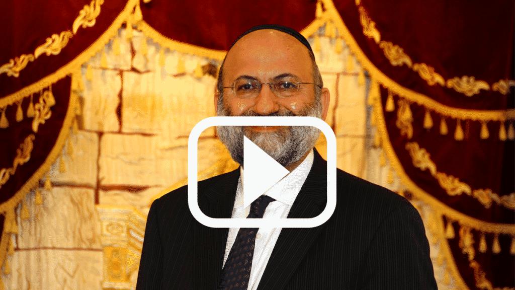 Weekly Torah Portion – R. Avraham Levichaim